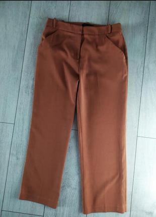 Брюки штаны широкие
