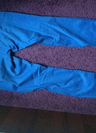 Синие штаны colin's
