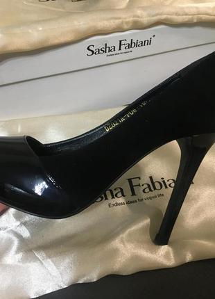 Туфлі sasha fabiano