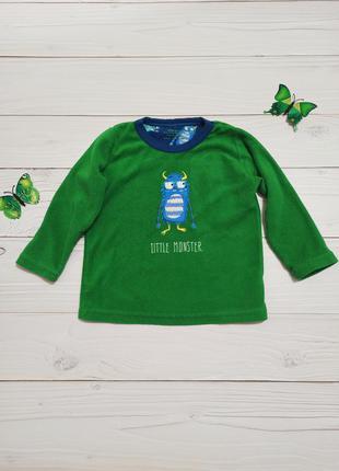 Детский флисовый реглан 2-3 года для мальчика в идеальном состоянии