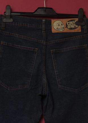 Cheap monday 32 32 джинсы из хлопка tight very stretchy one wash