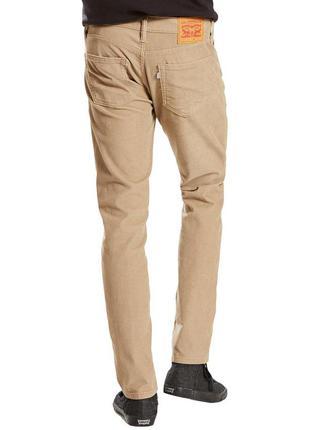 Levi's® white tab 511 slim джинсы из хлопка + лён white tab