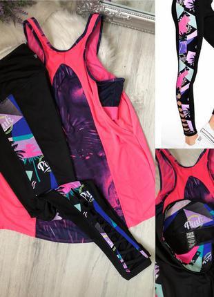 Комплект для спорта костюм для спорта костюм для фитнеса