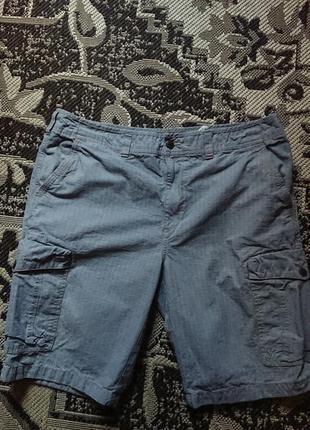 Фірмові англійські котонові шорти marks&spencer,розмір 38.