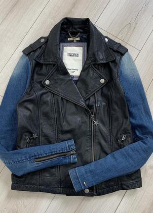 Новая куртка tommy hilfiger