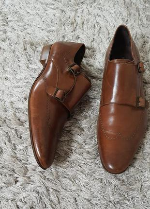 Туфлі caleb minelli нат.шкіра р.41.