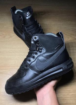 Nike lunar force 1 оригинальные демисезонные кроссовки