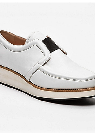 Новые слипоны furla туфли лоферы оригинал made in italy очень мягкие фурла