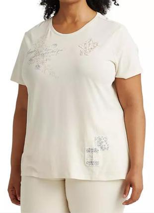 Ralph lauren новая футболка оригинал из сша большого размера 100%коттон