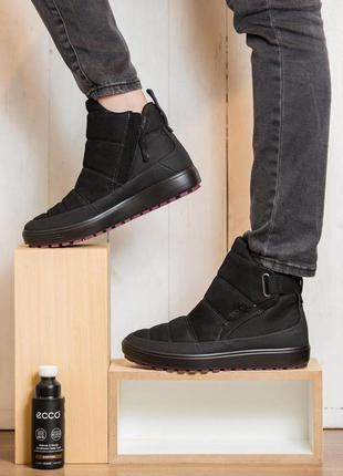 Женские ботинки ecco soft 7