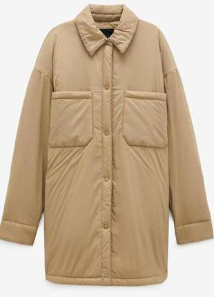 Куртка, куртка-сорочка zara