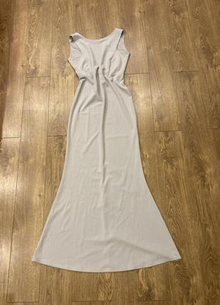 Длинное , вечернее платье в пол от missguided