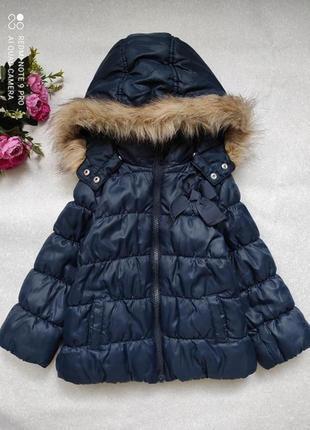 Курточка куртка демисезонная h&m на девочку, р. 98