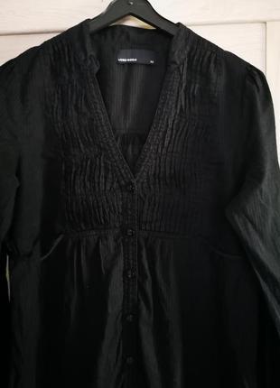 Рубаха удлиненная туника