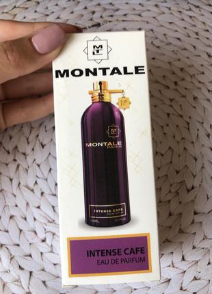 Монталь интенс кофе