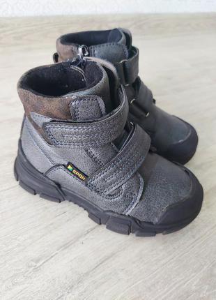 Ботинки на мальчика ботинки на осень
