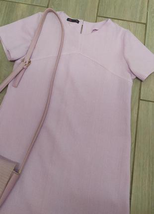 Платье красивейшего лилового цвета 🥰
