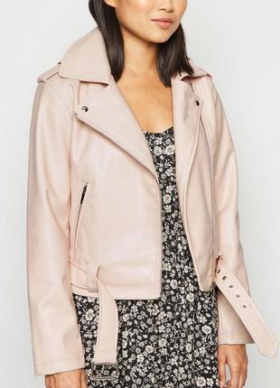Косуха розовая от new look