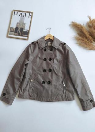 Женский пиджак ветровка