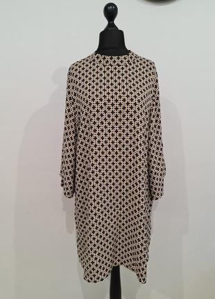 Стильное свободное платье h&m