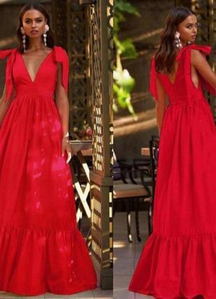 Шикарные воздушные платья, люкс качество, стамбул, размер хл.