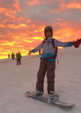 Сноубордические/лыжные куртки protest, s