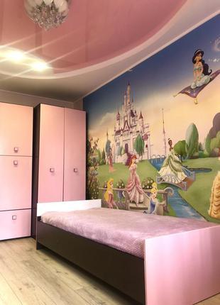 Кровать в спальню или детскую комнату.