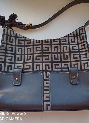 Givenchi винтажная сумка