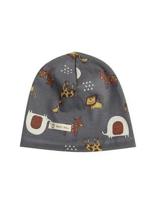 Детская шапка на осень/весну