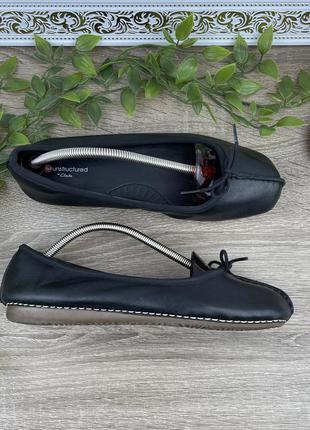 🌿37,5🌿 европа🇪🇺 clarks. кожа. фирменные качественные туфли