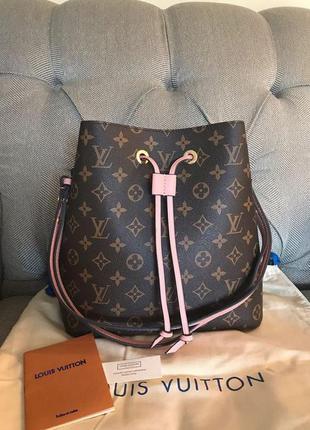 Женская брендовая сумка лв на плечо