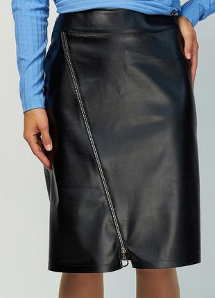 Стильная юбка батал 46-56