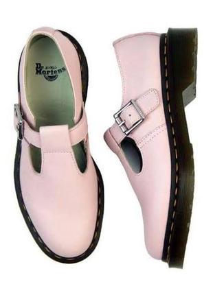 Туфли кожаные dr.martens polly ,оригинал