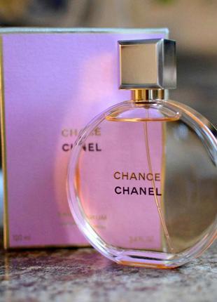 Chanel chance parfum оригинал затест распив и отливанты аромата