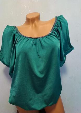 Майка - блузка оригінального крою