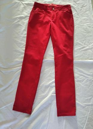 Базовые брендовые брюки