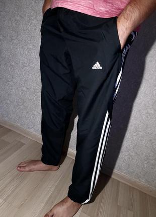 Спортивные штаны adidas оригинал (м) не ношенные