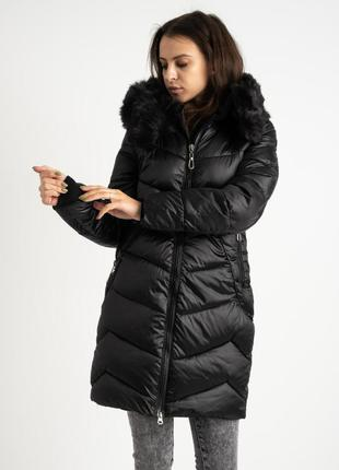 Удлинённая куртка/зима