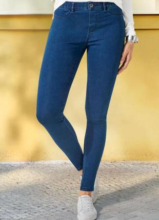 Джеггинсы женские джинсы стрейчевые esmara 36, 46 европейский