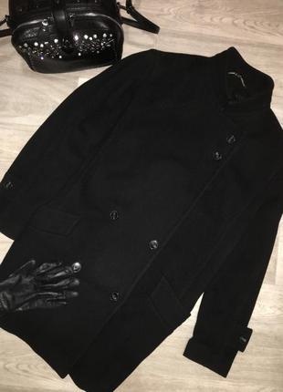 Пальто бойфренд/пальто оверсайз