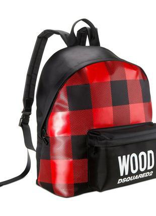 Стильный рюкзак dsquared2 wood