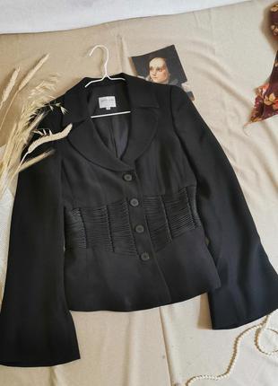 Винтажный пиджак жакет armani