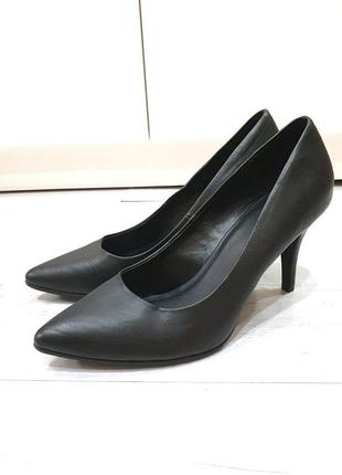 Стильные туфли лодочки от бренда graceland, р.39 код t3906