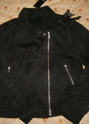 Куртка под замш есмара р.38 евро