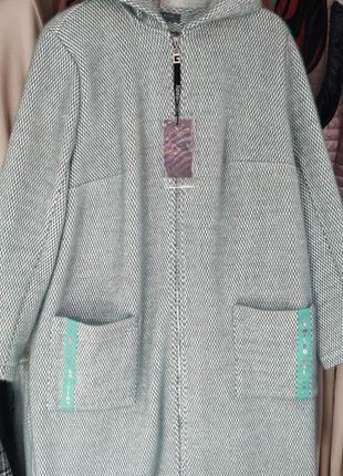 Шикарные пальто,кардиган с альпаки,с капюшоном, качество 💣, последние по шок скидке!