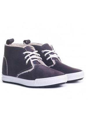Женские зимние ботинки на меху еврозима