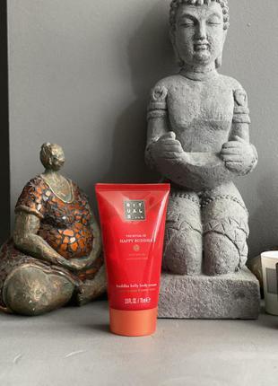 Крем для тела rituals the ritual of happy buddha belly body cream 70 мл