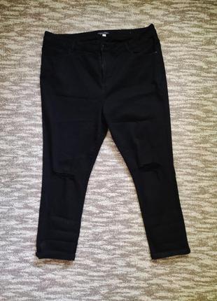Стильные новые джинсы, большой размер, батал