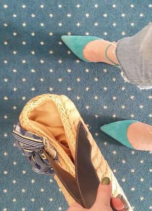 Босоніжки/туфлі на kitten heels