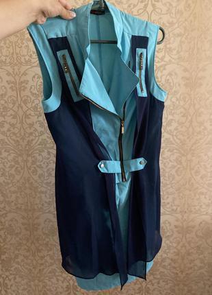 Платье состояние отличное 46-48 размер
